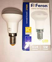 Светодиодная лампа Feron LB439 5W белый тёплый 2700K