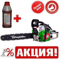 Бензопила Татра(Tatra) MS-180 + масло (ОРИГИНАЛ)