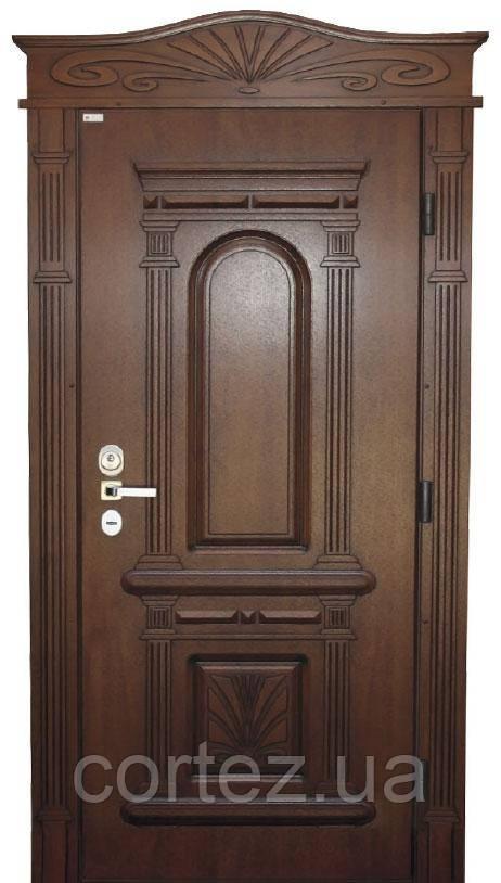Двери Люкс,модель 61