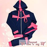 Спортивный костюм Турция для девочек Размеры: 134-140-146-152 см (5495-2)