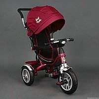 Велосипед детский 3-х колесный 5388(1) БОРДОВЫЙ,НАДУВНЫЕ КОЛЁСА БЕЗ ФАРЫ.