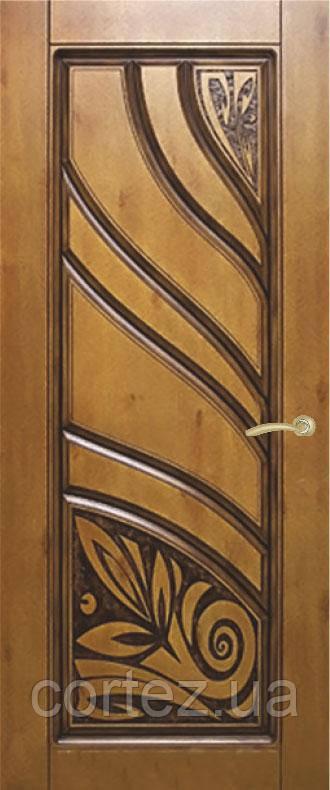 Двери Люкс,модель 64