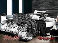 Двуспальный набор постельного белья из Ранфорса №181329 KRISPOL™