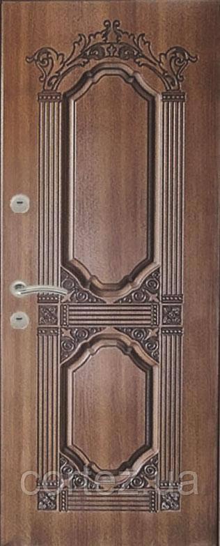 Входная дверь Люкс, модель 66