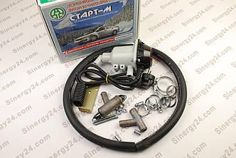 Передпусковий підігрівач двигуна Старт-М 1,5 квт +монтажний комплект(Ford Transit)