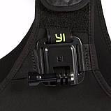 Крепление на грудь YI 4K / 4K+ Action Camera Chest Mount, фото 3