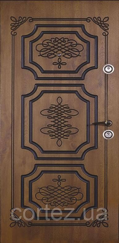 Входная дверь Люкс, модель 72
