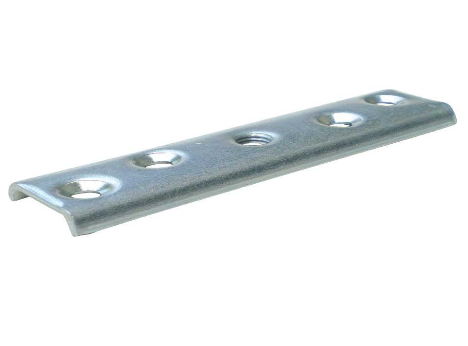 Пластина резьба 8 мм для кареток 24 мм.