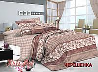 Двуспальный набор постельного белья из Ранфорса №181722 KRISPOL™