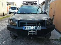 Силовой бампер Land Rover Freelander (передний + задний)