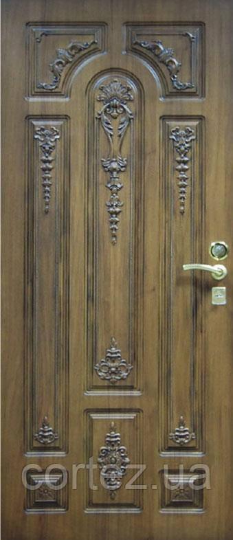 Входная дверь Люкс, модель 84