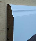 Плінтус МДФ фарбований 10х 70мм, фото 7