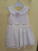 Нарядное платье для девочки 1-5 лет