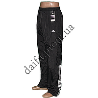 Мужские спортивные брюки (плащевка) A100b оптом со склада в Одессе