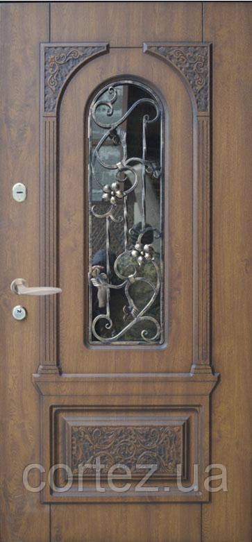 Двери Люкс,модель 87