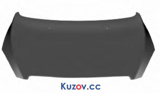 Капот Peugeot 307 01-05 (FPS) FP 5514 280 7901J0