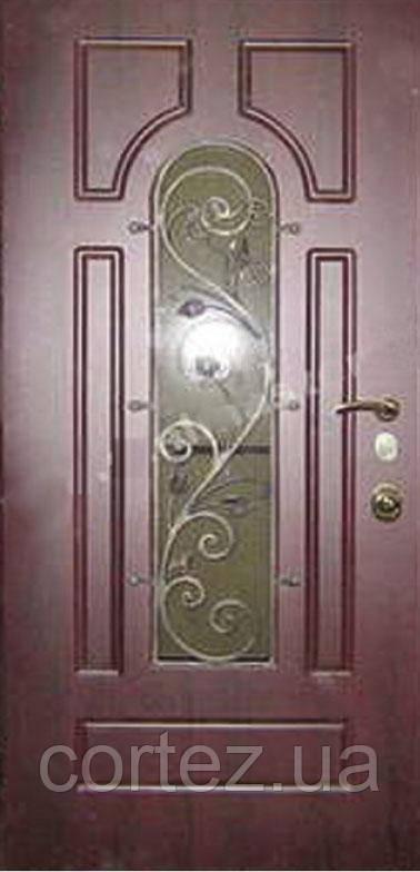 Входная дверь Люкс, модель 88
