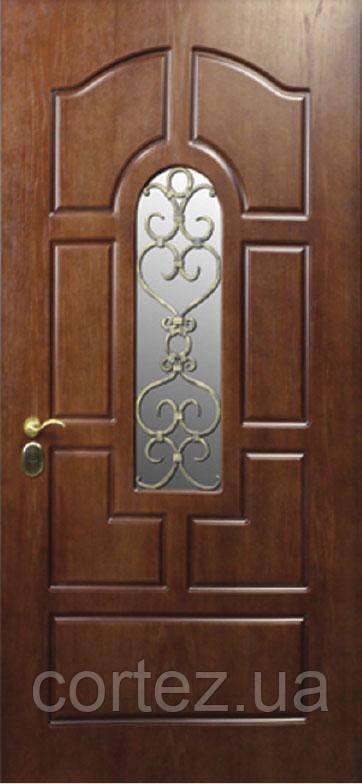 Вхідні двері Люкс, модель 89