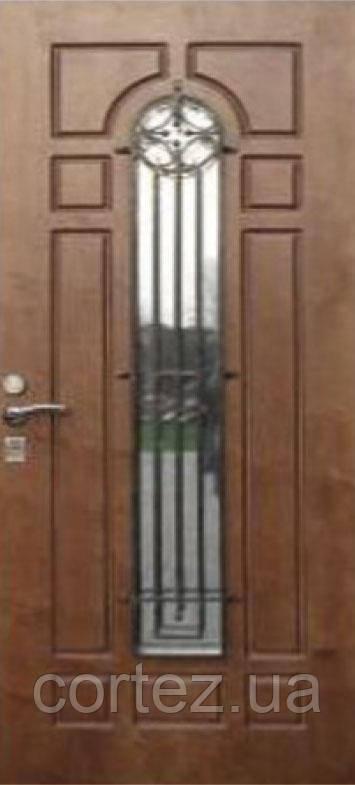 Входная дверь Люкс, модель 91