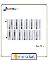 Стальной секционный радиатор MaxiTerm. Модель КСМ-2-1000.