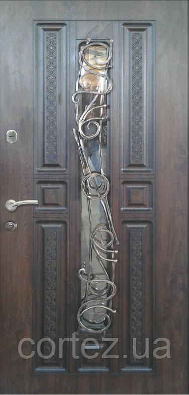 Входная дверь Люкс, модель 93