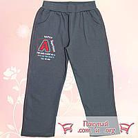 Спортивные штаны с начёсом для мальчика Размеры: 7-8-9 лет (5536-2)