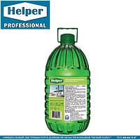 Helper Professional жидкость для мытья посуды с ароматом яблока 5л