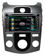 Автомагнитола штатная KIA Cerato 2009-2012 /для КИА/серато/