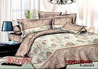 Двуспальный набор постельного белья 180*220 из Ранфорса №181843 KRISPOL™