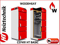 Котел твердотопливный Heiztechnik HT BASIC 11 кВт (Польша)