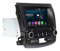 Автомагнитола штатная Incar AHR-6181R Mitsubishi Outlander XL (Android, Rockford) /для мицубиши/