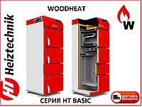 Котел твердотопливный Heiztechnik HT BASIC 35 кВт (Польша)
