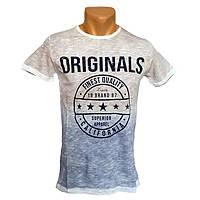 Прикольная мужская футболка Originals - №2406, Цвет разноцветный, Размер M