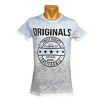 Стильная мужская футболка Originals - №2407, Цвет разноцветный, Размер M