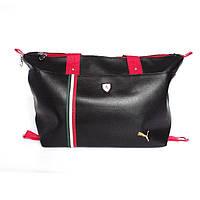 Мужская сумка - №2458, Цвет черный