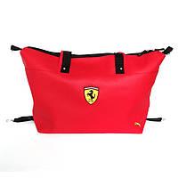 Спортивная сумка - №2461, Цвет красный