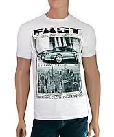 Прикольные футболки Highlander - №2504, Цвет белый, Размер M