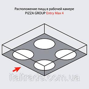 Печь для пиццы Pizza Group Entry Max 4 (380), фото 2