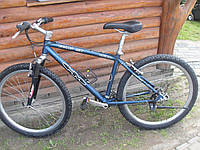 Велосипед алюміневий