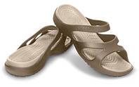 Шлепанцы женские сандалии Кроксы Мелин оригинал / Crocs Women's Meleen Sandal