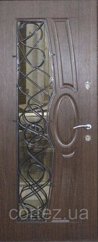 Входная дверь Люкс, модель 107