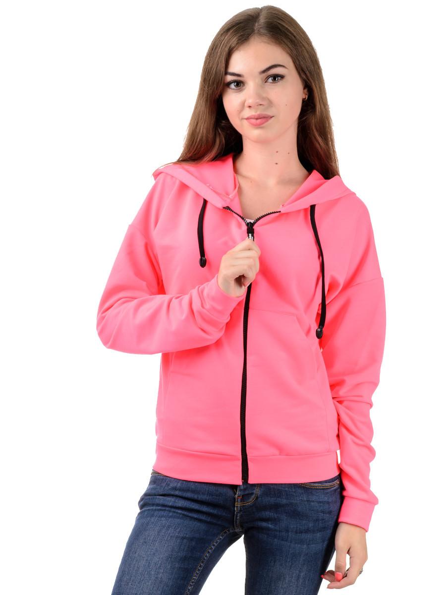 Мастерка трикотажная женская Irvik MG06 малиновая, фото 1