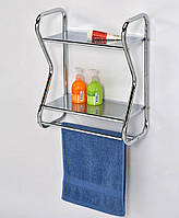 Настенные полочки для ванной BS-1427 Onder Mebli
