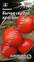 Семена томата «Бычье сердце» 0.1 г, красное