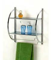 Настенные полочки для ванной BS-1009 Onder Mebli