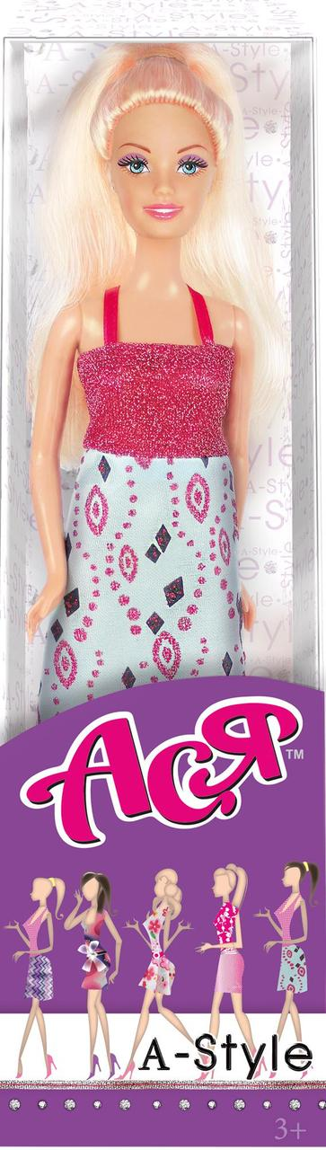 Лялька Ася 'А-Стиль'; 28 см; блондинка; варіант 4 35053