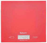 Весы кухонные SATURN ST-KS 7810 RED