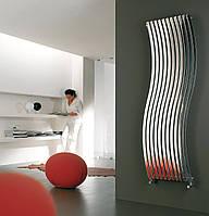 Дизайн полотенцесушитель Cordivari Inox Lola (Италия) полированный, вертикальный