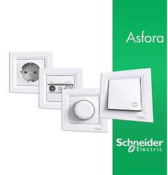 Schneider Asfora выключатели