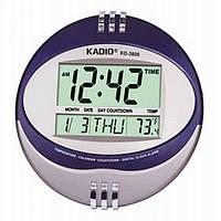 Цифрові настільні годинники LED 3806